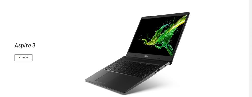 Acer Aspire 3 Thin A315-54